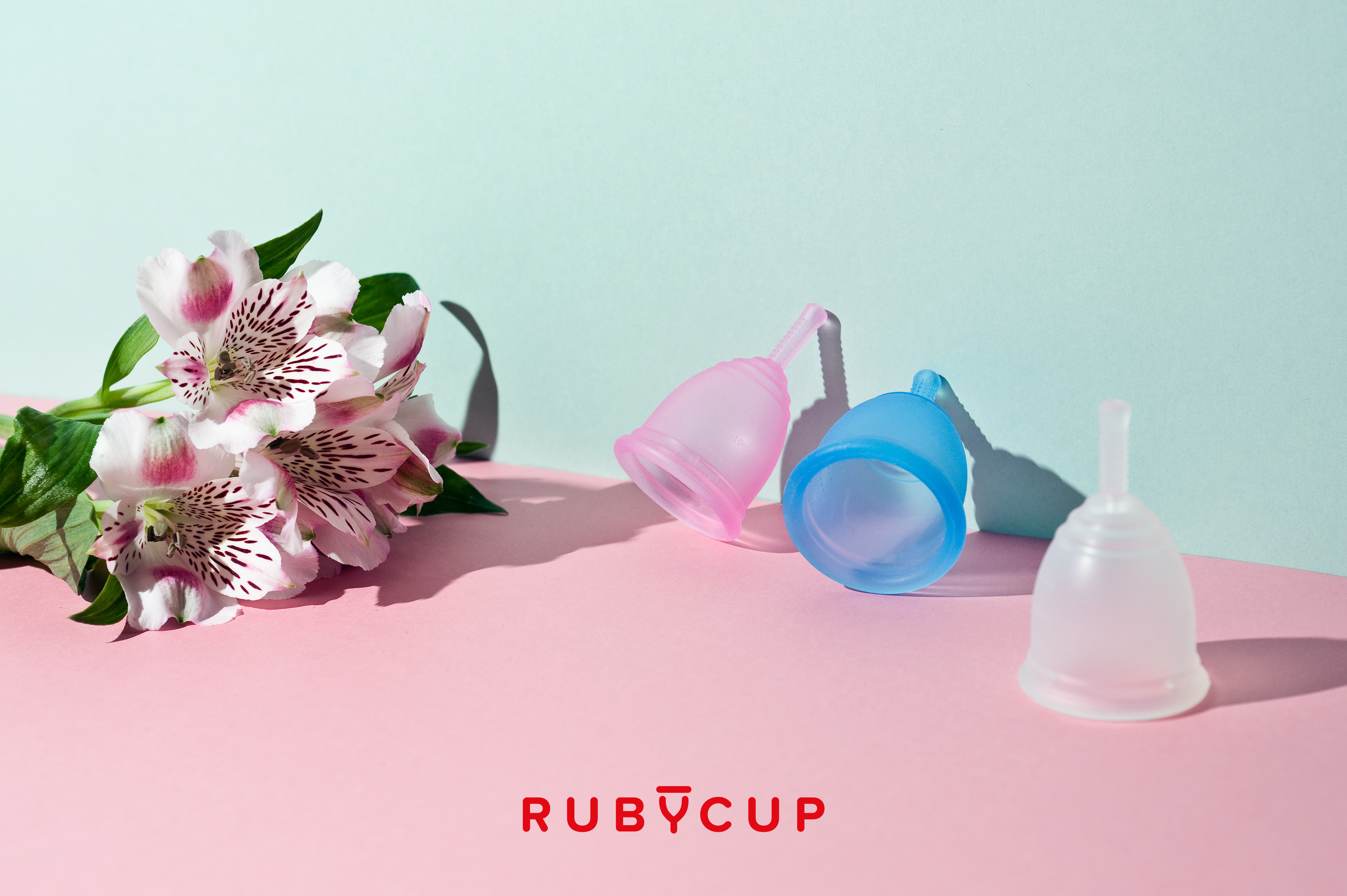 Ruby Cup Menstrual Cups