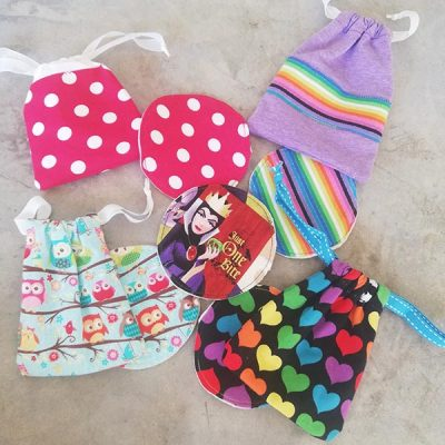 Cup Spot Bags