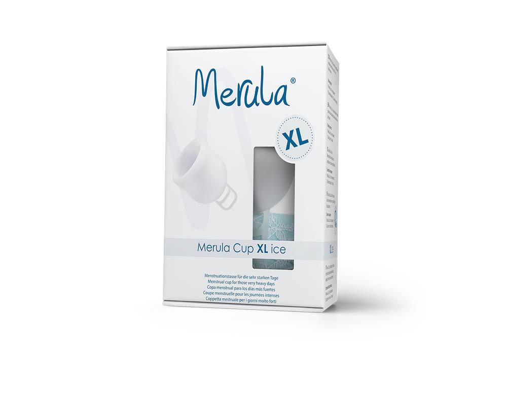 Merula Ice XL Packaging